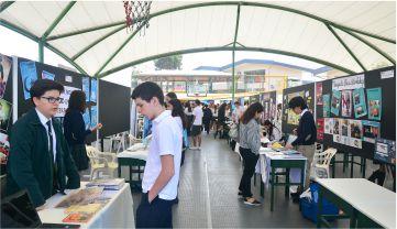 Feria Interescolar de Proyecto Personal